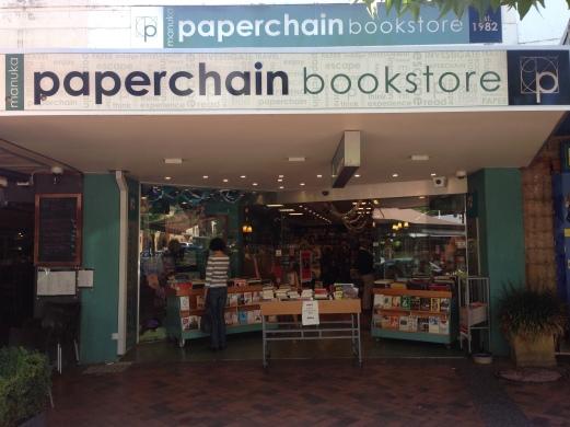 paperchain bookstore